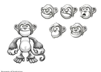 Monkey concepts (2008)